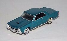 Hot Wheels 1 Loose Larry Wood's 35th Anniversary Set Car '64 Pontiac GTO Green