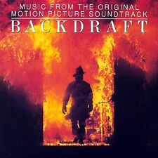 VARIOUS-BACKDRAFT (OST) CD NEW