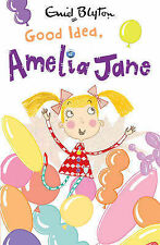 Good Idea, Amelia Jane!, Enid Blyton, New