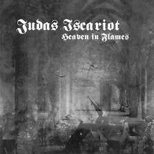 Judas Iscariot *Heaven in Flames CD another extreme chapter of grim Black Metal