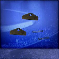 spazzole di carbone per Miele Asciugatrice METEOR1240C Tipo T570C (DE)