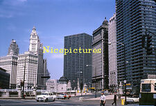 CHICAGO 1960s original photos on CD from slides