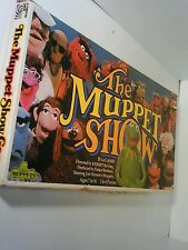 Vintage 1977 The Muppet Show Board Game Complete Jim Henson Kermit the Frog