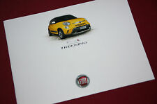 Fiat 500L Trekking Brochure 2013 - MINT CONDITION - Twinair Twin Air