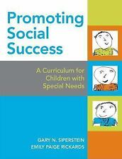 Promoting Social Success: A Curriculum for Children with Special Needs AAC