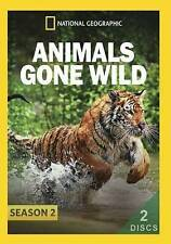 Animals Gone Wild - Season 2 (dvd9)  DVD NEW