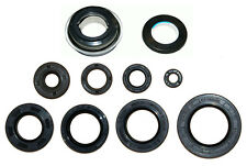 Kawasaki KMX125 engine oil seal set & water pump mechanical seal (86-02) - new