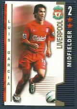 SHOOT OUT 2004-2005-LIVERPOOL-LUIS GARCIA