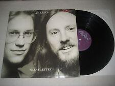 America - Silent Letter   Vinyl LP