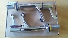 BRISTAN KITCHEN SINK LEVER HIGH NECK TAPS , BRAND NEW AND BOXED