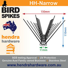 Bird Spikes Narrow Base SS - *5metres* - Fast and Free Postage