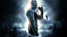 """004 Riddick - Richard B Vin Diesel Film 25""""x14"""" Poster"""