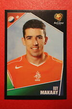 Panini EURO 2004 N. 330 NEDERLAND MAKAAY NEW With BLACK BACK TOPMINT!!