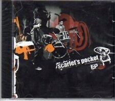 (AY682) Scarlet's Pocket, Let It Go - 2005 sealed CD