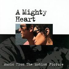 A Mighty Heart  Songs From The Motion Picture  Soundtrack  Angelina JOLIE  CD