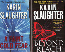 Complete Set Series - Lot of 6 Grant County HARDCOVERS by Karin Slaughter