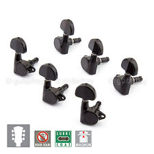 NEW - Gotoh SG301-20 MG Magnum Lock Locking 3x3 Tuning Grover Style 3+3 - BLACK
