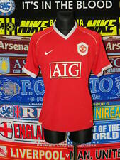 4/5 Manchester United adults XL 2006 football shirt jersey trikot soccer