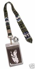 BLACK BUTLER 2 Sebastian & Ciel Lanyard ID Holder keychain Anime (Official)