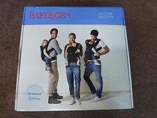 Babybjorn Baby Carrier WE Black BNIB RRP £85