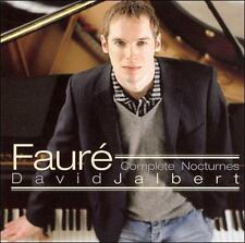 FREE US SHIP. on ANY 2 CDs! NEW CD : Fauré: Complete Nocturnes