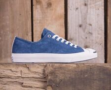 NEW $85 Converse Jack Purcell Jack Ox Suede Navy/Navy 149940C US Mens 11