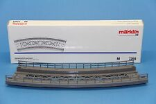 M&B Marklin HO 7269 Bridge ramp section M track 5200 NOS