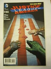 August 2013 DC Comics Justice League Of America #5  NM  (JB-67)