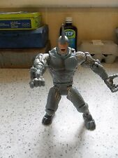 Marvel Legends-ULTIMATE RHINO figura de acción-Toybiz 2004-Usado/jugó con