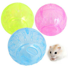 Toy Pet Fun Hamster Mice Durable Grounder Small Running Plastic Exercise Ball .