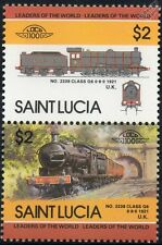 1921 NER Class Q6 0-8-0 No.2238 (North Eastern Railway) Train Stamps / LOCO 100