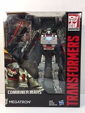 Transformers Combiner Wars Megatron Leader Class New in Sealed Box