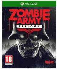 Zombie Army Trilogy  (Xbox One) physical game with disc