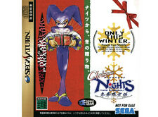 # Sega Saturn-Christmas Nights (jap/jp import) (con desgaste) #