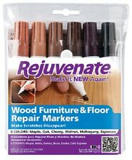 For Life Products, 2 Pack, Rejuvenate, Wood Furniture & Floor Repair Marker Kit