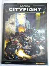 WARHAMMER 40,000 CODEX BATTLEZONE CITYFIGHT / GAMES WORKSHOP / N.M