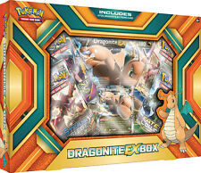 POKEMON TCG: Dragonite EX casella 2016