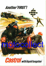 BMW Rennsport Sidecar Racing - Motorcycle Poster - Can be supplied laminated