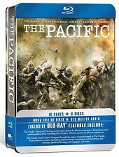 PACIFIC Complete HBO TV Mini Series +Bonus Features Gift BoxSet Blu Ray Original