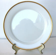 VTG 24K BONE CHINA SALAD PLATE BY MIKASA #A7007 MADE BY NARUMI, JAPAN