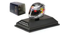 Minichamps Arai Helmet Sao Paulo Brazil GP 2012 - Sebastian Vettel 1/8 Scale