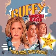 BUFFY: ONCE MORE WITH FEELING SOUNDTRACK CD NEUWARE