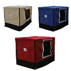 "New Dog Cage Crate Kennels Dog Cage Covers for 30"", 36"", 42"", 48"""