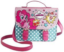 My Little Pony Girls Childrens Polka Dot Mini Satchel Carry Bag Official New