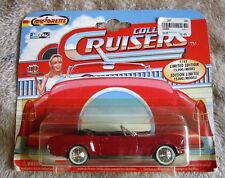 Die Cast 1964 1/2 Red Ford Mustang 1:43- Majorette Collector Cruisers
