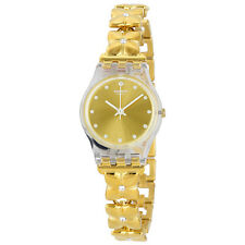 Swatch Golden Keeper Gold-tone Ladies Watch LK358G