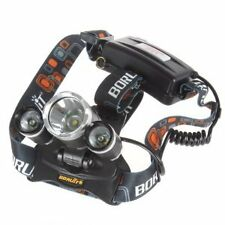 BORUIT High Power Rechargeable LED Headlamp