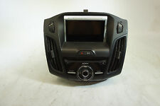 FORD FOCUS ST OEM FACTORY ST3 MICROSOFT SYNC NAVIGATION INFOTAINMENT HEAD UNIT