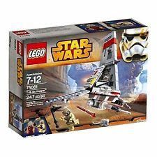 75081 T-16 SKYHOPPER lego legos set star wars clone NEW sealed box TUSKEN RAIDER