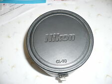 Nikon CL-76 Lens Case Never Used Mint Condition